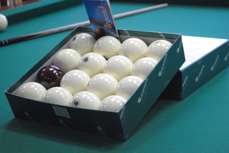 Как сделаны шары для бильярда 924