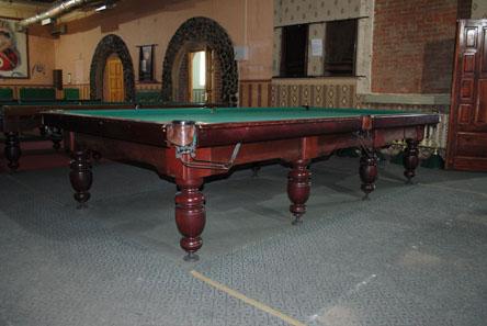 Бильярдный стол 12ф №7 Ардезия 45 мм